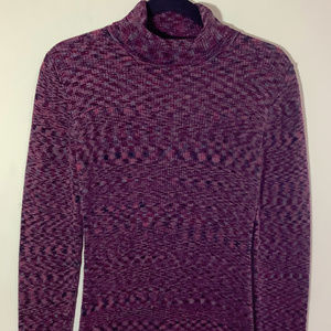 Relativity Fitted Turtleneck Sweater